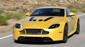 Aston Martin V12 Vantage S2015