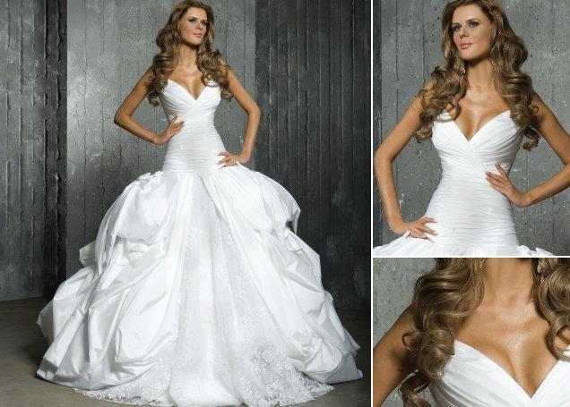 Свадебные платье 2014 г . Вы уже сделали выбор ? Каким будет ваш наряд.