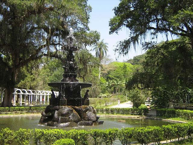 Бразилиа. Ботанический сад.