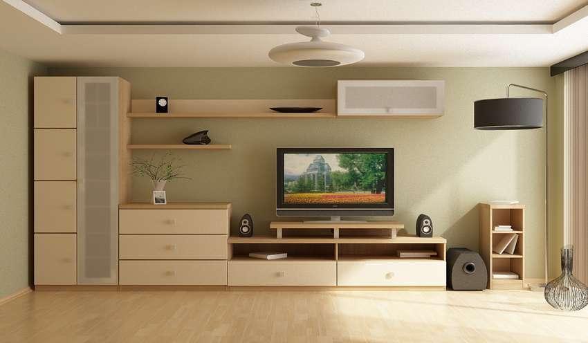 Какой дизайн Вашей гостинной?  Как сделать комфорт?