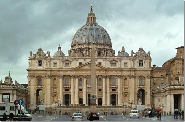 564 Италия. Собор Святого Петра