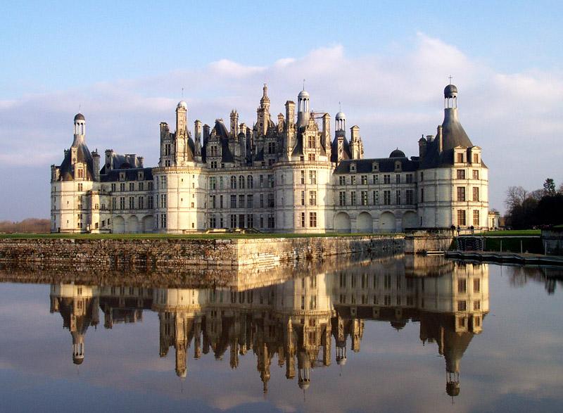 Франция. Замок Шамбор