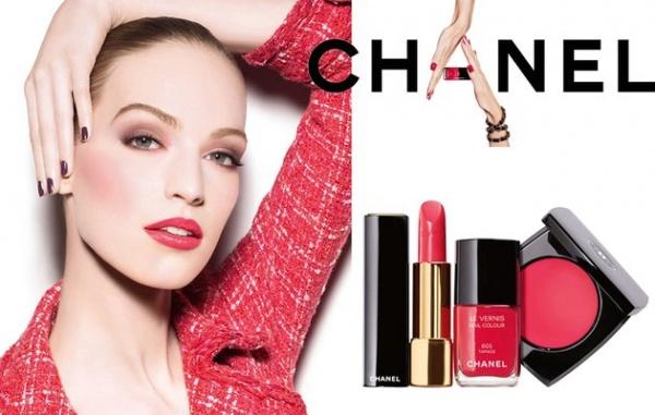 Косметика Шанель 2014 . Новая роскошь этого года.