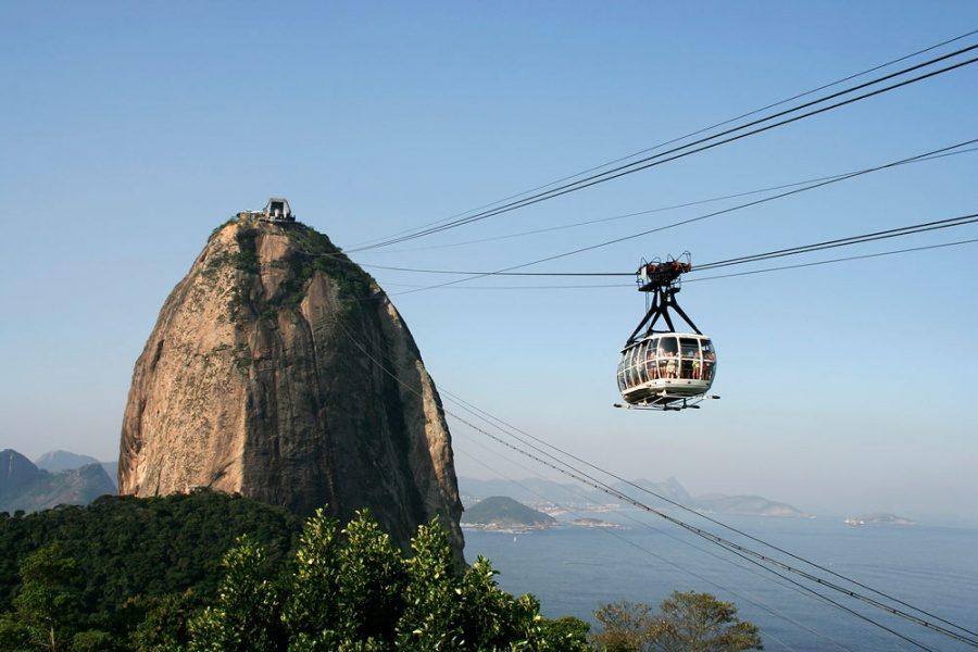 Бразилиа. Сахарная голова.