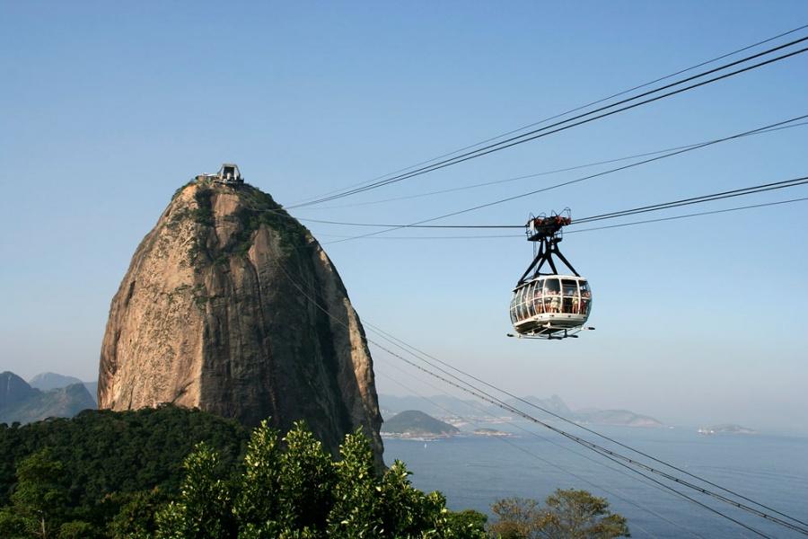 727 Бразилиа. Сахарная голова.