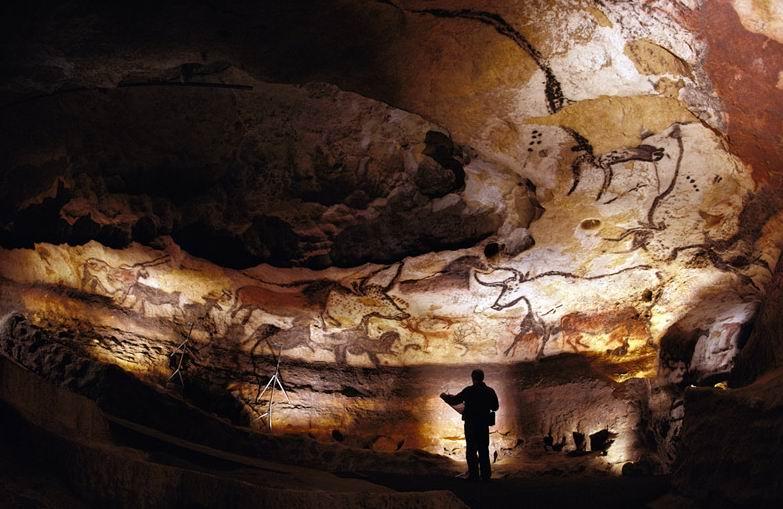 613 Франция. Пещера Ласко
