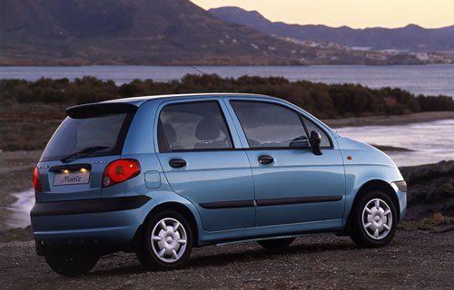 Daewoo Matiz 2014 . Авто достигшие славы благодаря удивительной комбинации.