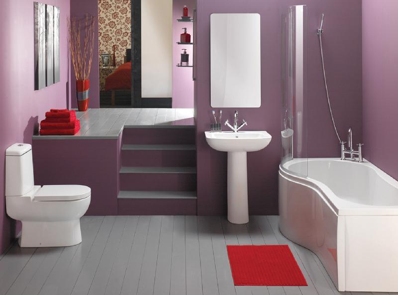 386 Актуальная ванная 2014 года. Удобство или стиль ?