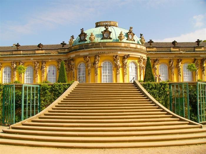 618 Франция. Версаль