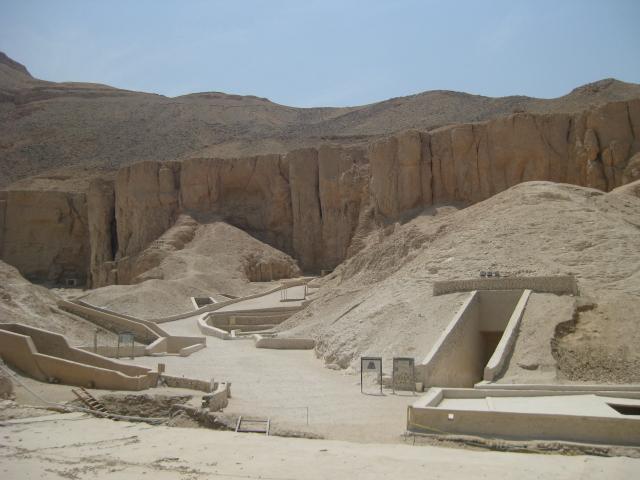 925 Египет. Долина Царей.