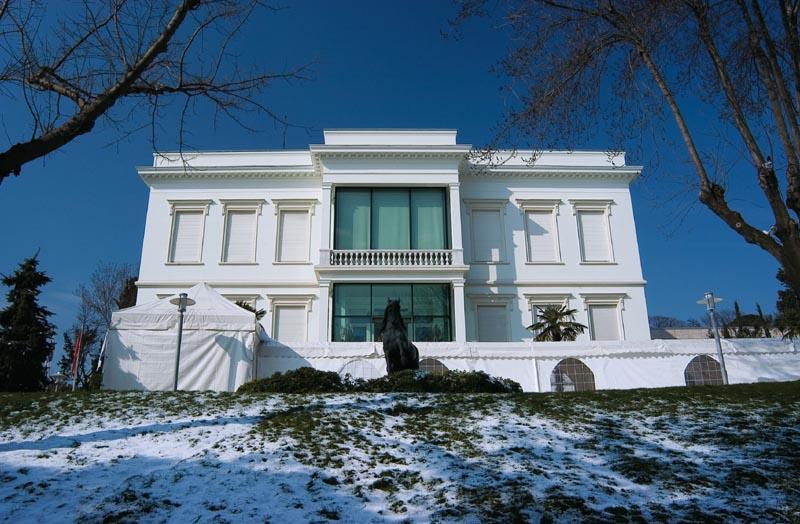 915 Турция. Музей Сакипа Сабанджи
