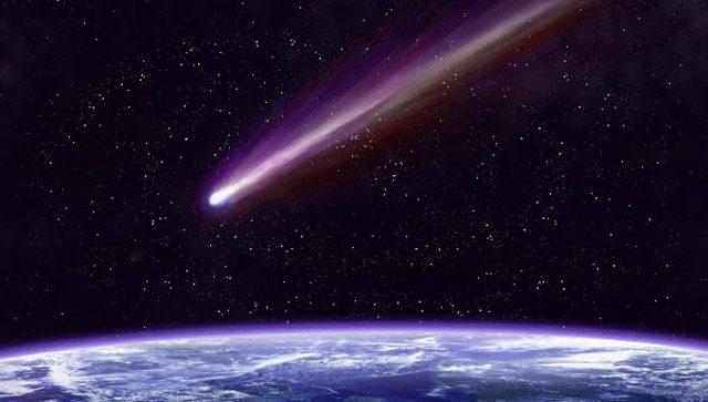 Кометные орбиты. Обьекты Солнечной системы.