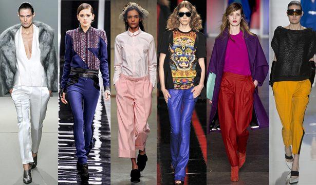 Женские брюки 2014 . Какую модель предпочитаете Вы? Новый пик моды.