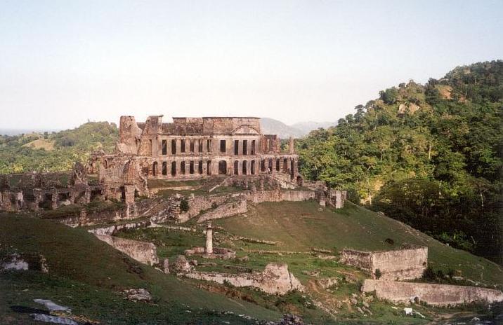 Гаити. Сан-Суси.