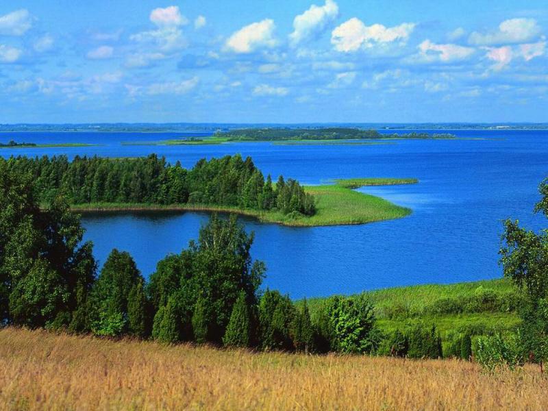 Белоруссия. Браславские озёра.