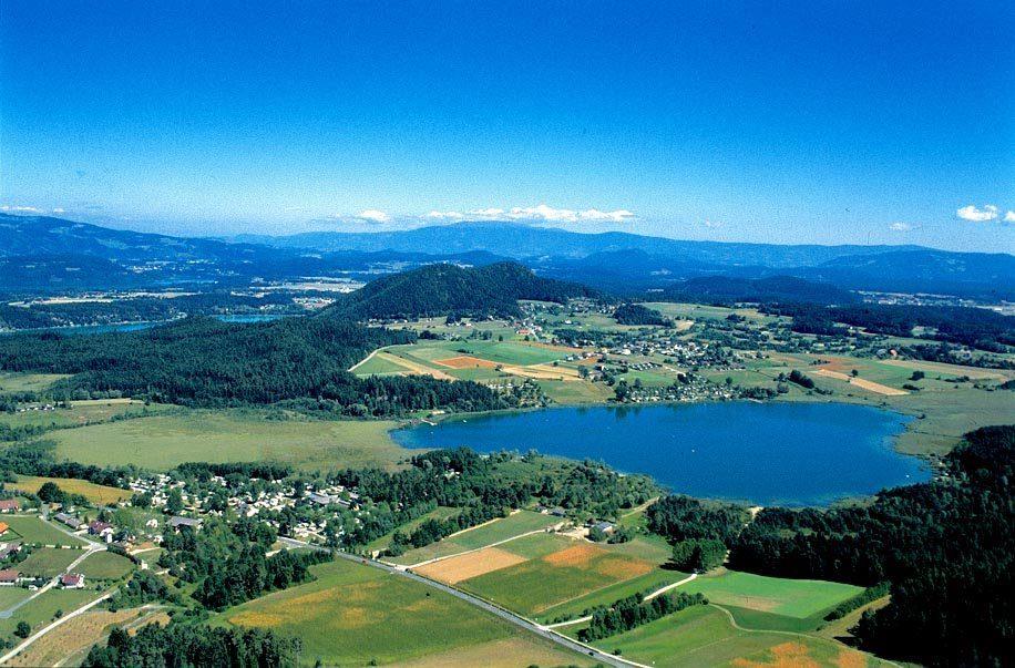 Австрия. Озеро Клопайнер-Зее.