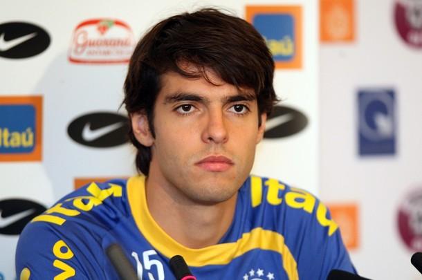 Футболист Рикардо Кака
