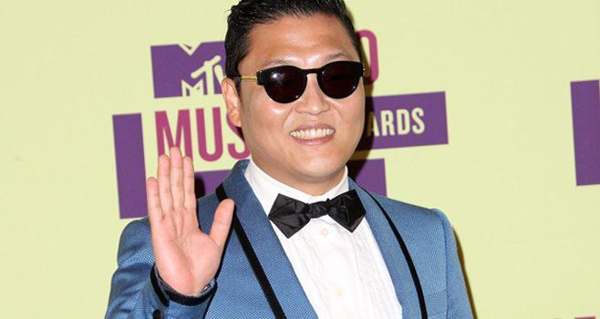 Певец Psy