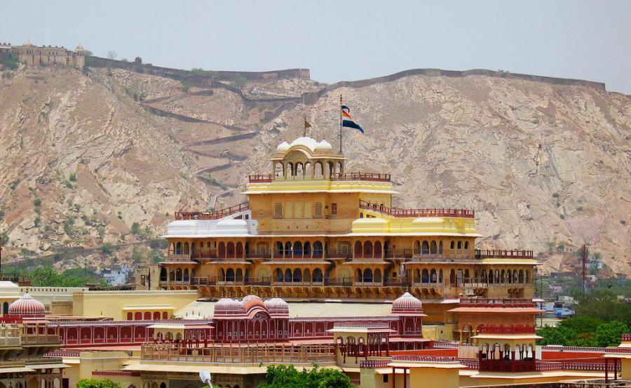 Индия. City Palace.