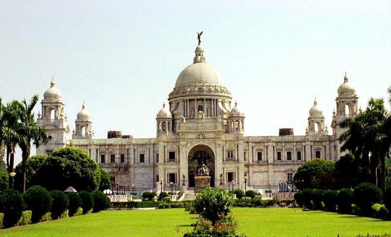 Индия. Мемориал Виктории.