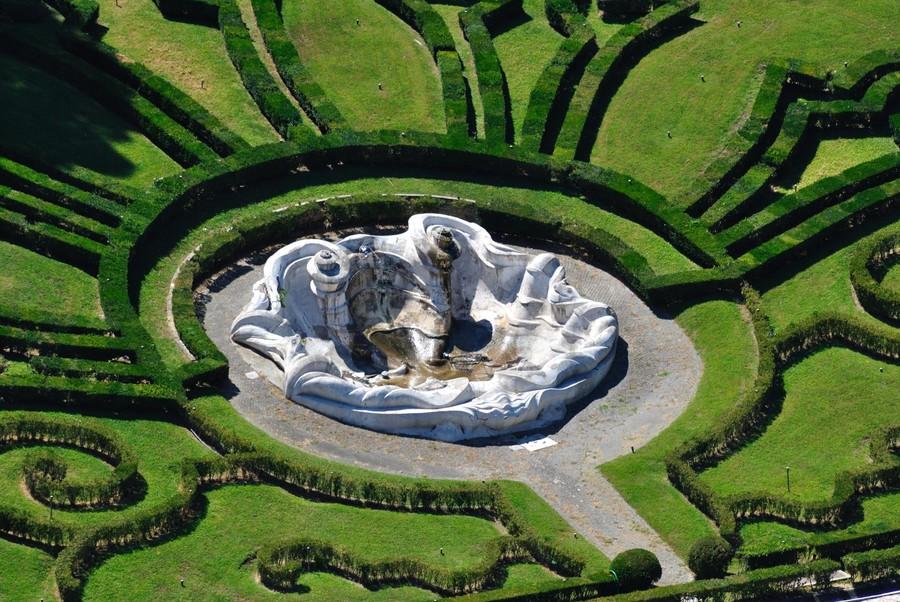 Ватикан. Ватиканские сады.