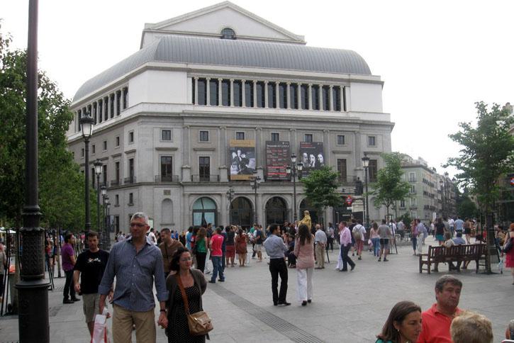 1118 Испания. Королевский театр.