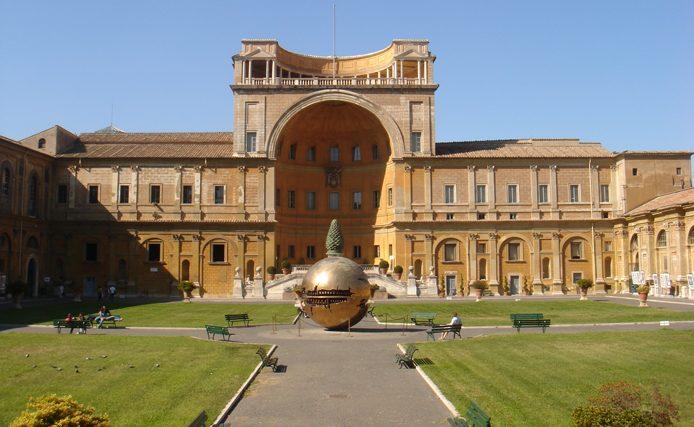 Ватикан. Григорианский Этрусский музей .
