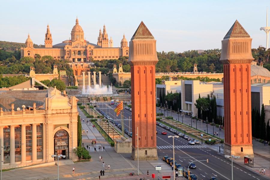 1116 Испания. Площадь Испании.