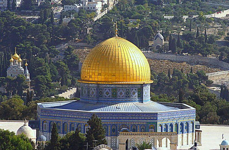Израиль. Мечеть Омара.