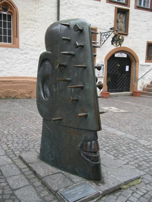 Германия. Голова-Гвоздь