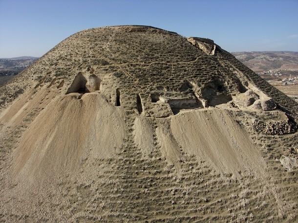 Israeli Archaeologists Uncover Tomb Of Herod