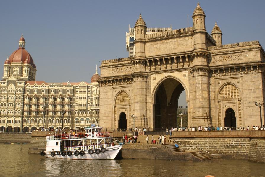 Индия. Ворота в Индию.