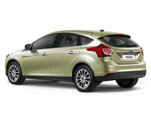 Новые модели Ford 2014 года.