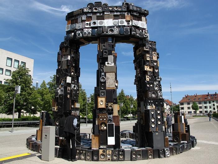 Германия. Центр искусств и медиатехнологий.