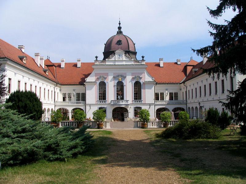 Венгрия. Гёдёллё.