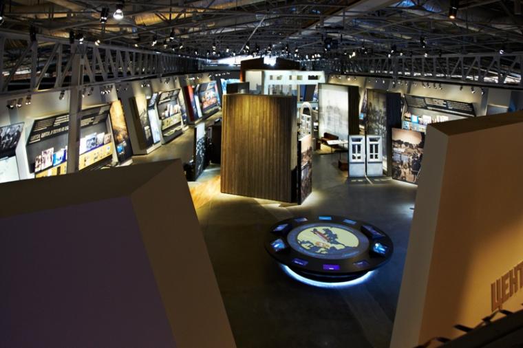 Австрия. Еврейский музей и центр толерантности.