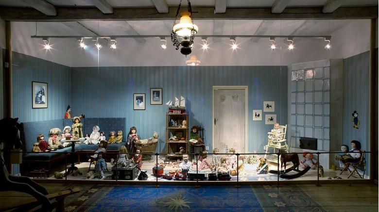 Эстония. Тартуский музей игрушек.