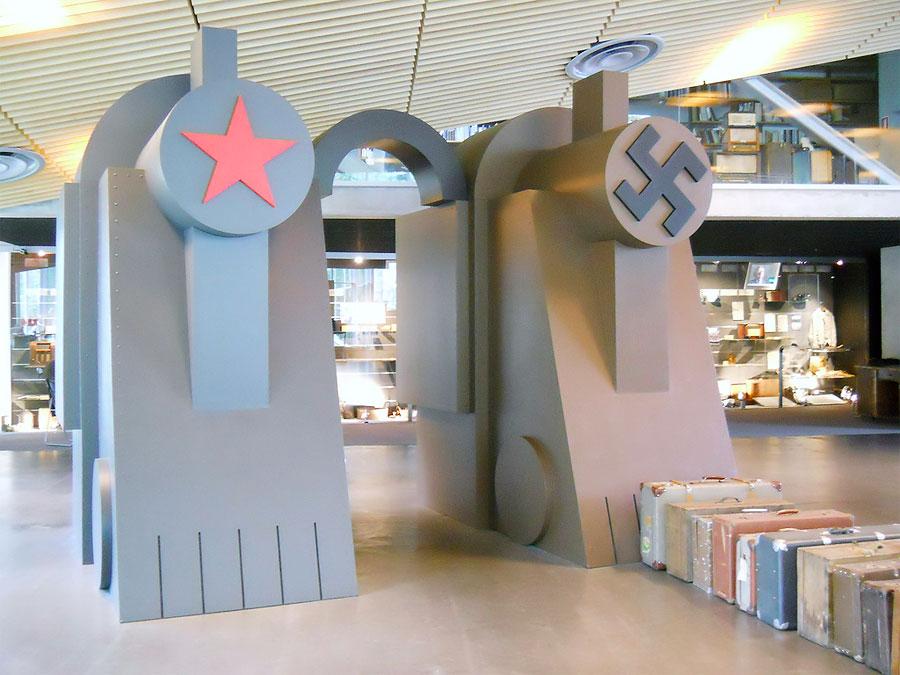 Эстония. Музей оккупаций.