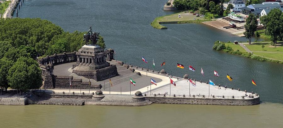 2459 Германия. Немецкий угол