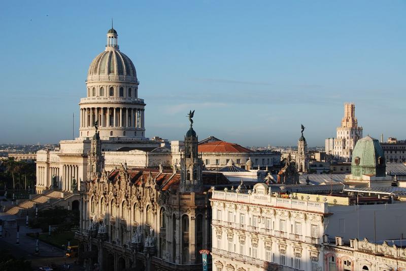 Куба. Старая Гавана.