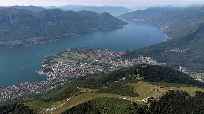 Швейцария. Локарно.