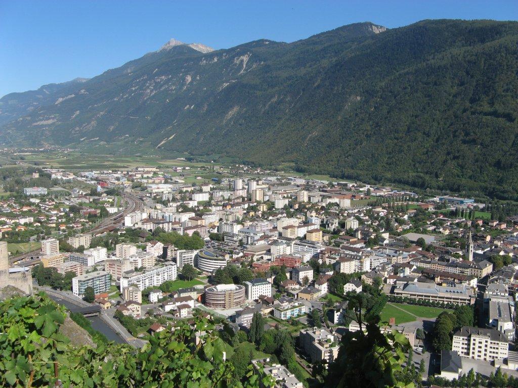 Швейцария. Мартиньи.