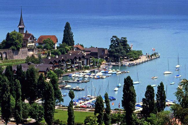 Швейцария. Лугано.
