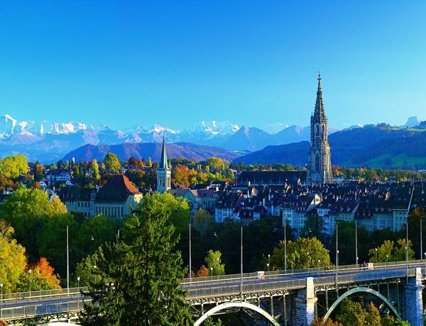 2993 Швейцария. Берн.