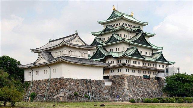 Япония. Императорский дворец Токио.
