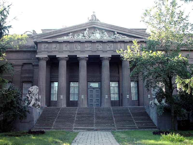 Украина. Национальный художественный музей.