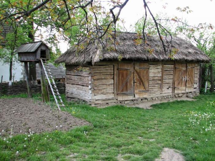 Украина. Закарпатский музей народной архитектуры и быта.