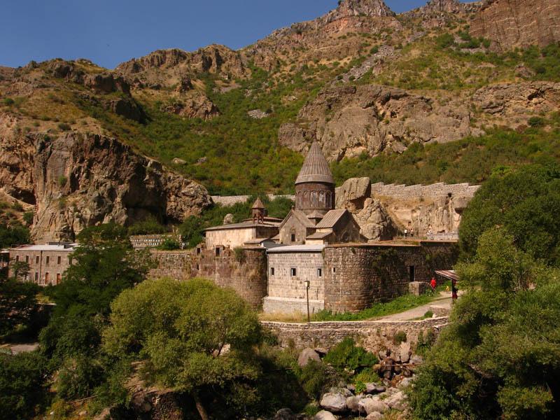 Армения. Гегард.