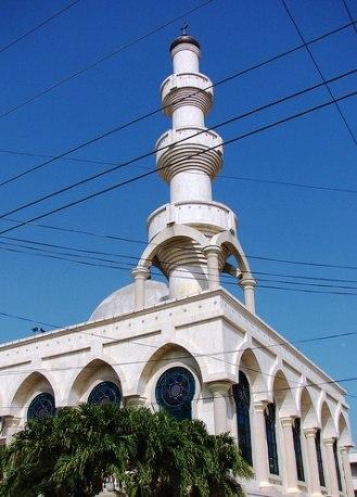 Колумбия. Мечеть Умара ибн аль-Хаттаба.