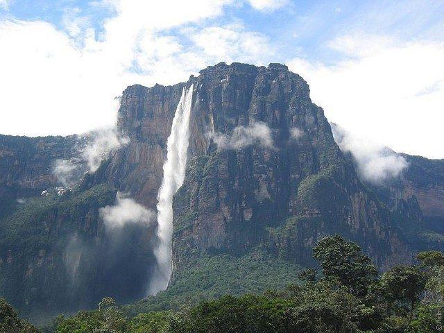 Венесуэла. Анхель.